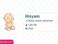 Arti Nama Hisyam - Hisyam