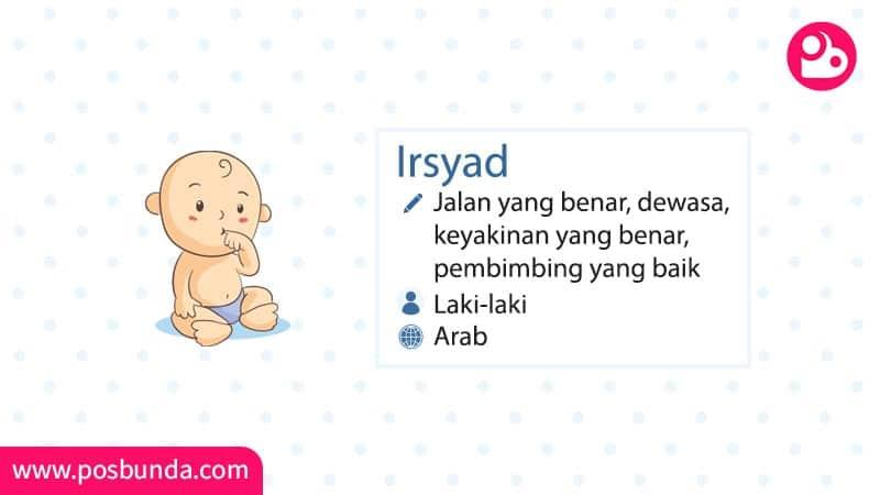 Arti Nama Irsyad - Irsyad
