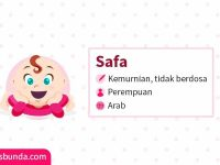 Arti Nama Safa - Safa