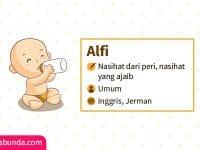 Arti Nama Alfi - Alfi