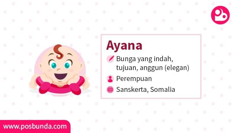Arti Nama Ayana - Ayana