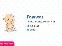 Arti Nama Fawwaz - Fawwaz