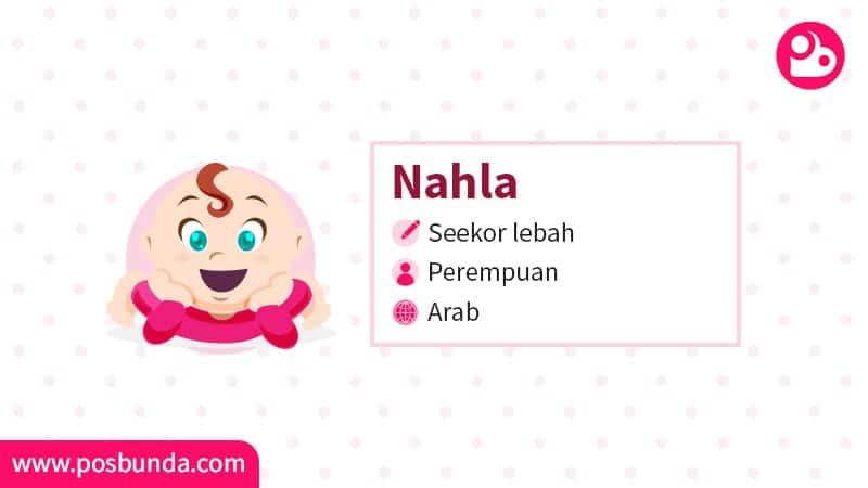 Arti Nama Nahla - Nahla