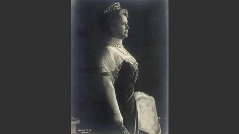 Princess Hilda Charlotte Wilhelmine