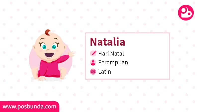 Arti Nama Natalia - Natalia