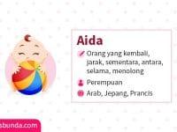 Arti Nama Aida - Aida