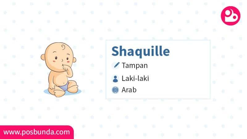 Arti Nama Shaquille - Shaquille