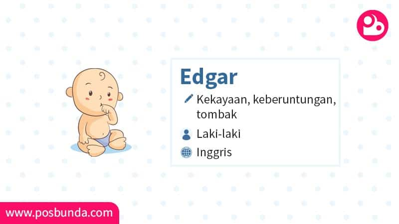 Arti Nama Edgar - Edgar