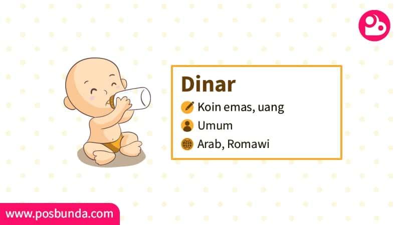 Arti Nama Dinar - Dinar