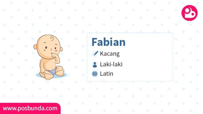 Arti Nama Fabian - Fabian