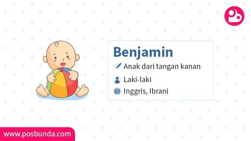 Arti Nama Benjamin - Benjamin