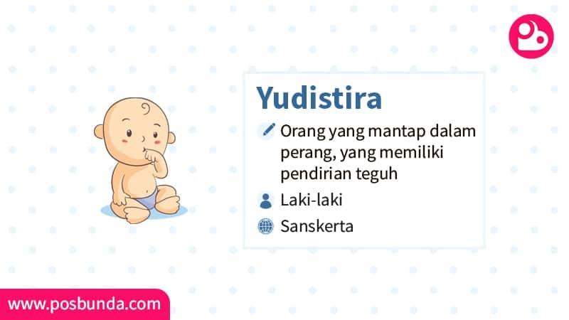 Arti Nama Yudistira - Yudistira