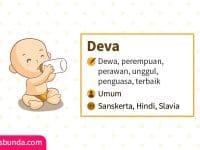 Arti Nama Deva - Deva