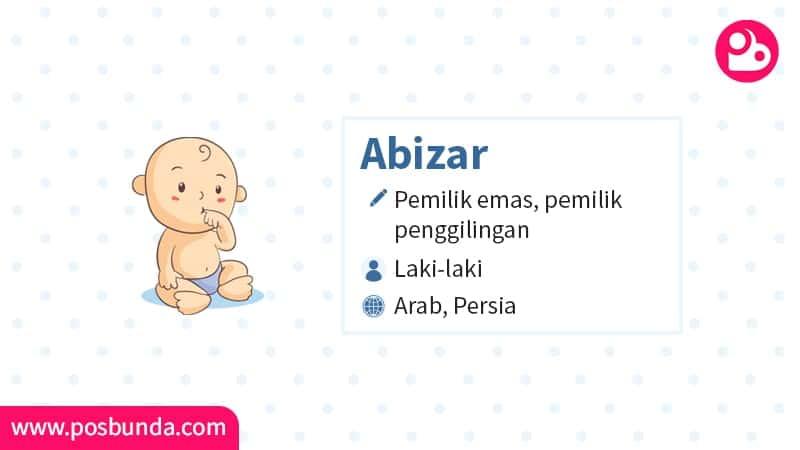 Arti Nama Abizar - Abizar