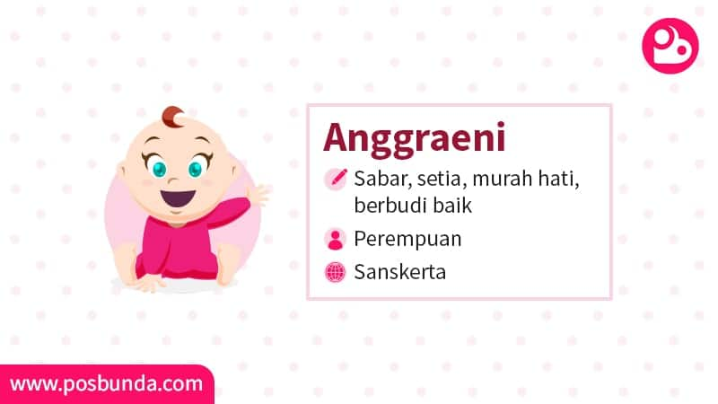 Arti Nama Anggraeni - Anggraeni