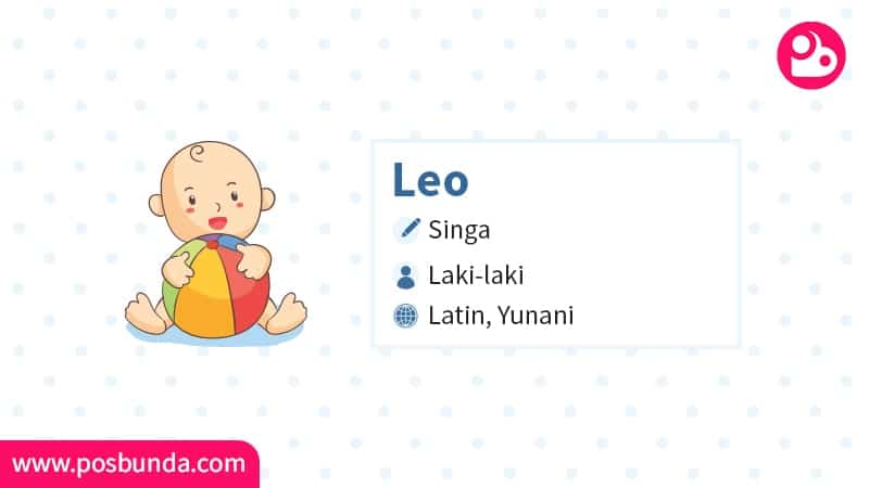 Arti Nama Leo - Leo