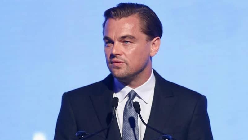 Arti Nama Leo - Leonardo DiCaprio