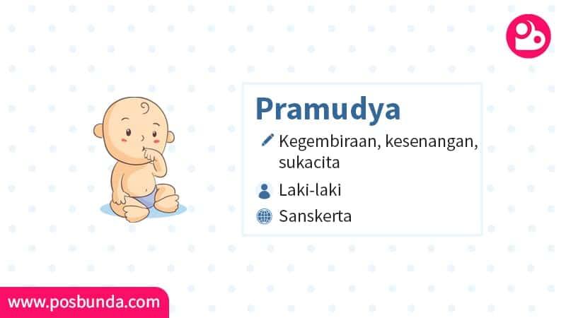 Arti Nama Pramudya - Pramudya