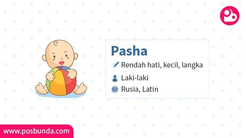 Arti Nama Pasha - Pasha