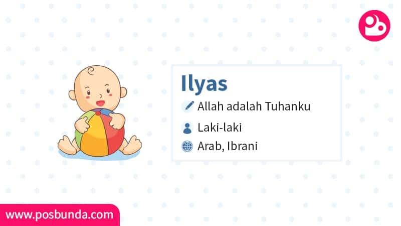 Arti Nama Ilyas - Ilyas