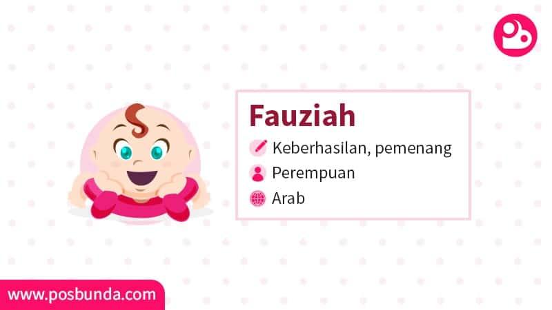 Arti Nama Fauziah - Fauziah