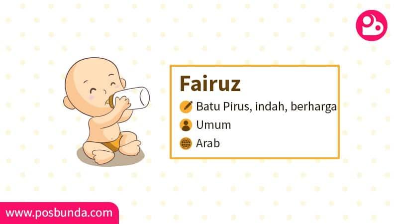 Arti Nama Fairuz - Fairuz