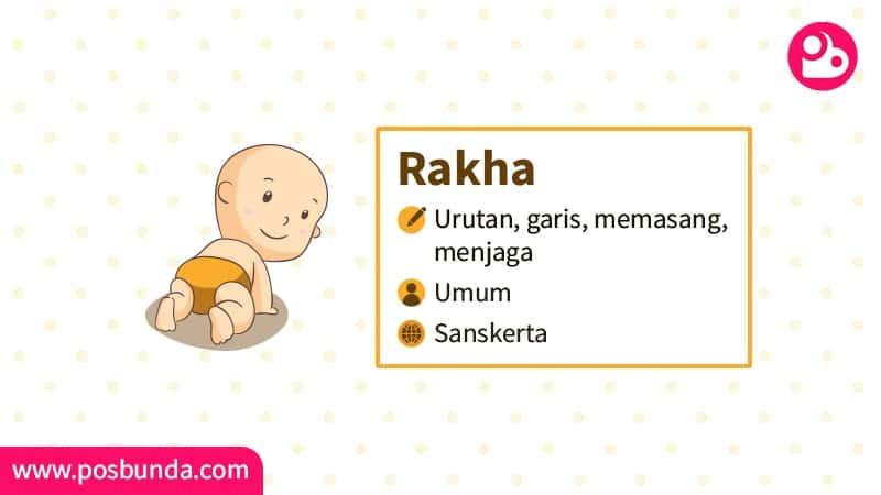 Arti Nama Rakha - Rakha