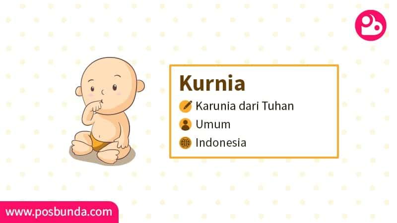 Arti Nama Kurnia - Kurnia