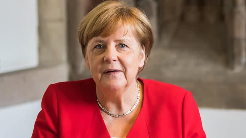 Arti Nama Angela - Angela Merkel