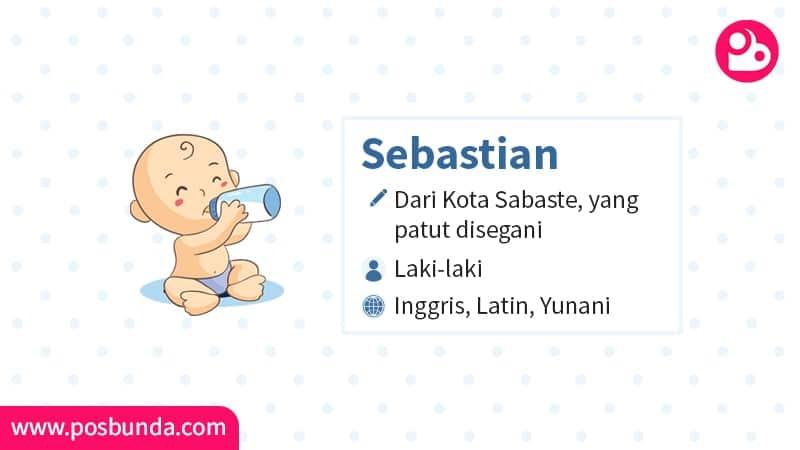 Arti Nama Sebastian - Sebastian
