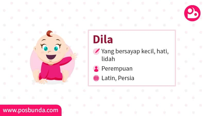 Arti Nama Dila - Dila