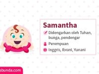 Arti Nama Samantha - Samantha