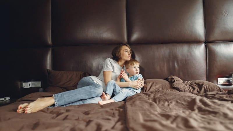 Aktivitas Ibu dan Anak